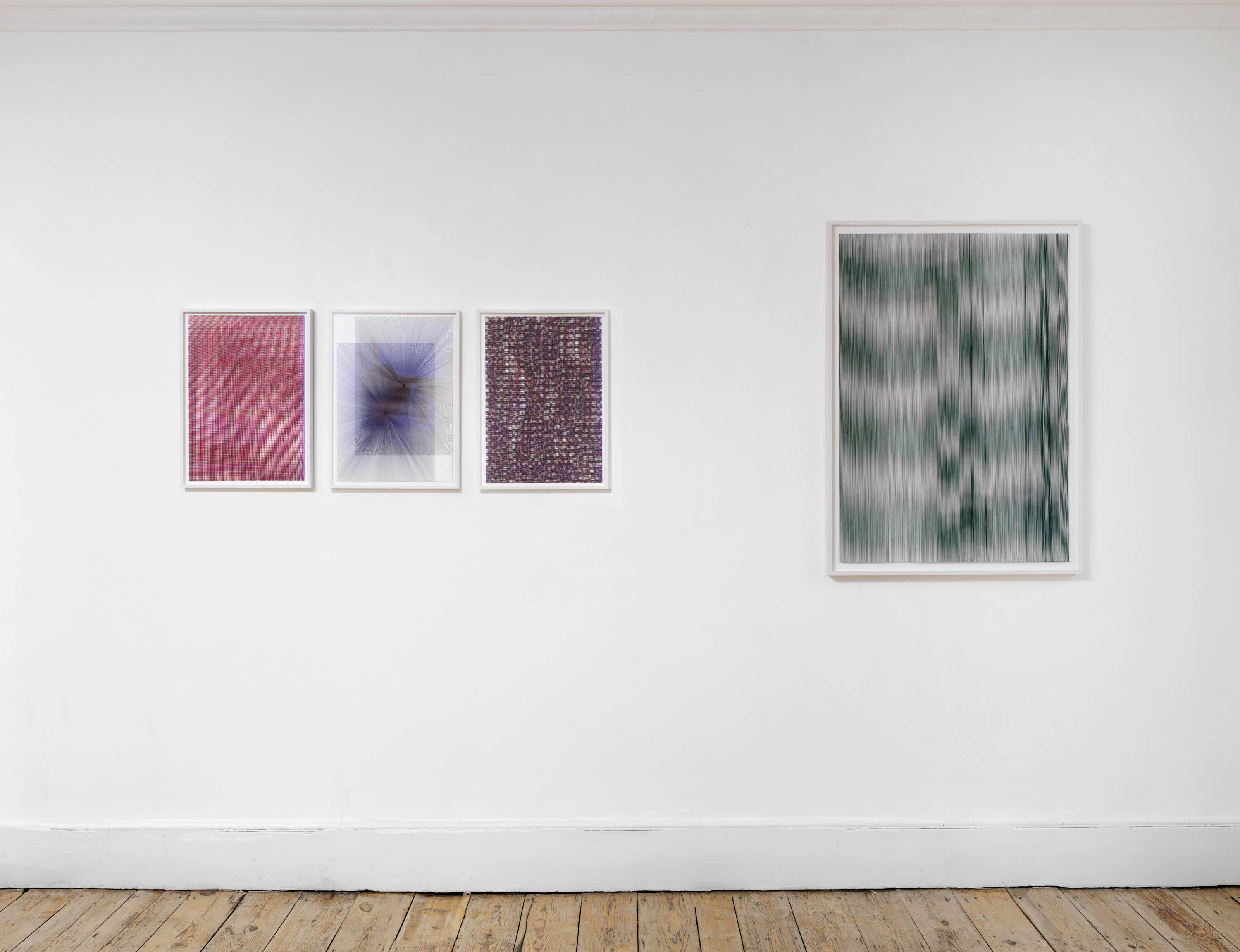 The Colour and the Shape - Installation shot 08 - Caroline Kryzecki