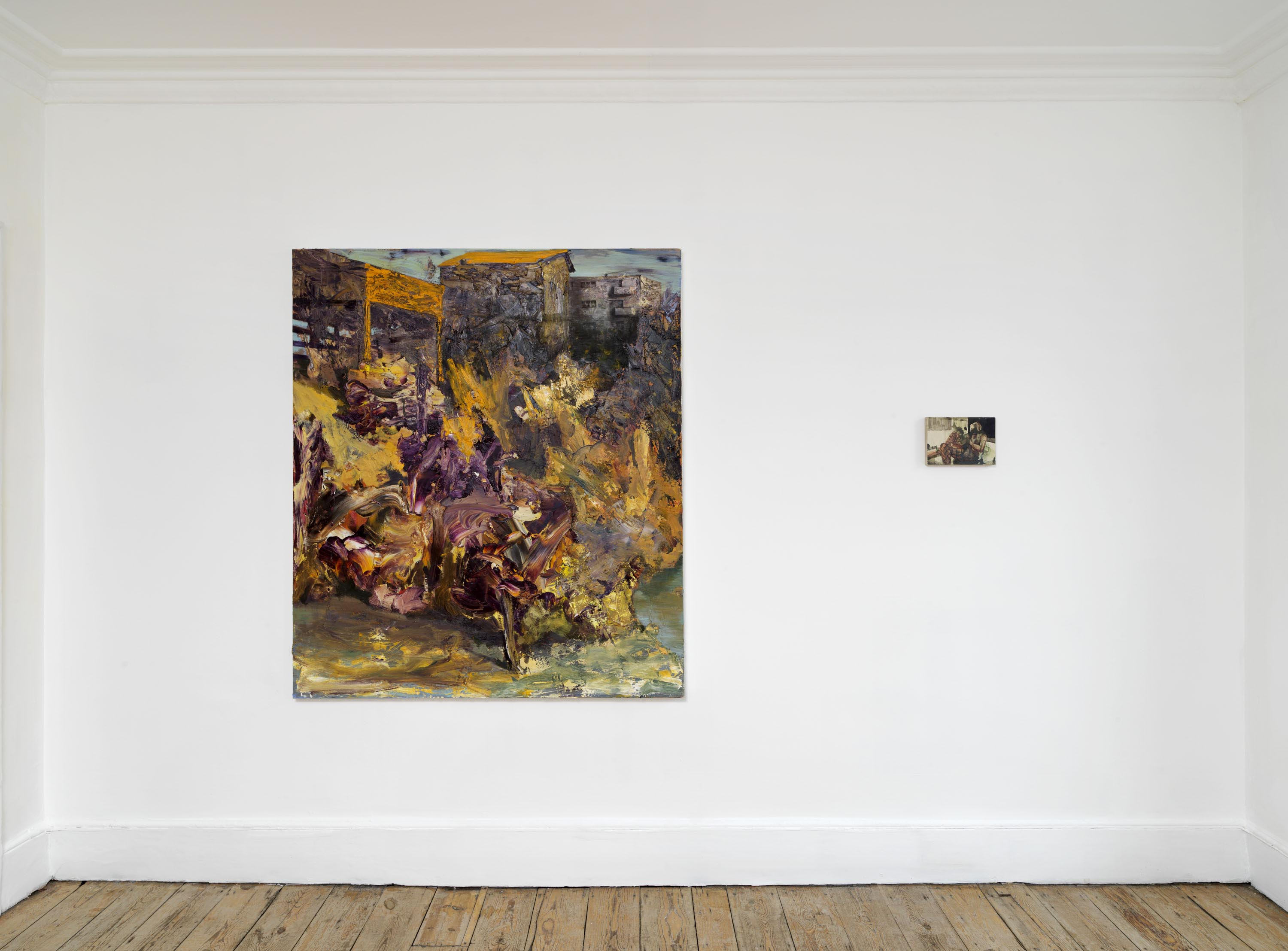 Dark Smoke - Installation Shot 03 - Dan Maciuca and Dan Beudean