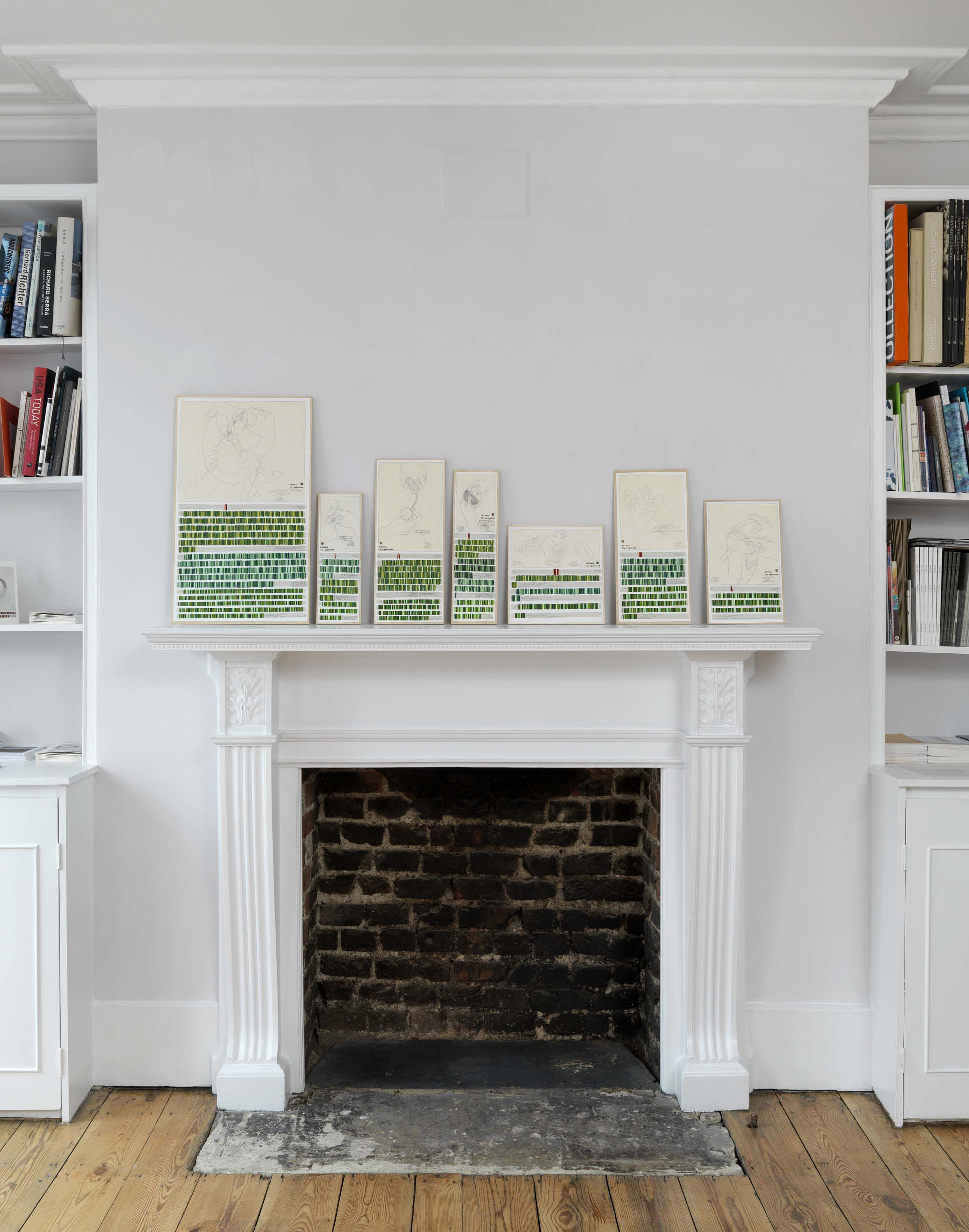 Income's Outcome - Installation shot 02 - Danica Phelps